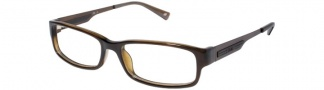 JOE Eyeglasses JOE4004 Eyeglasses - Tabacco