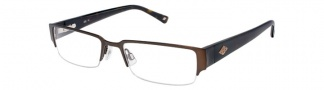 JOE Eyeglasses JOE4003  Eyeglasses - Bourbon