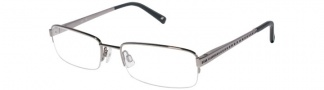 JOE Eyeglasses JOE4002 Eyeglasses - Steel