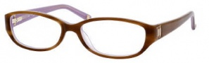 Liz Claiborne 375 Eyeglasses Eyeglasses - 0FB4 Havana Honey
