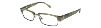 JOE Eyeglasses JOE4000 Eyeglasses - Olive