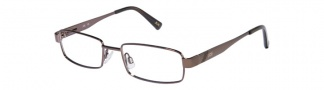 JOE Eyeglasses JOE520  Eyeglasses - Coffee