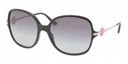 Bvlgari 8087A Sunglasses Sunglasses - 51558G Croisette Black / Gray Gradient