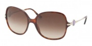 Bvlgari 8087A Sunglasses Sunglasses - 851/13 Dark Havana / Brown Gradient