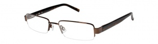JOE Eyeglasses JOE515  Eyeglasses - Coffee