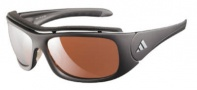 Adidas Terrex A166 Sunglasses Sunglasses - 6053 Matt Anthrazite / Black