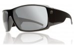 Electric D. Payne Sunglasses Sunglasses - Gloss Black / Grey Silver Visual Evolution Polarized Level II
