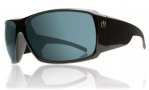 Electric D. Payne Sunglasses Sunglasses - Gloss Black / Grey Blue Visual Evolution Polarized Level II