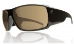 Electric D. Payne Sunglasses Sunglasses - Gloss Black / Bronze Gold Visual Evolution Polarized Level II