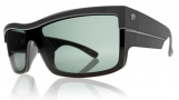 Electric Shotglass Sunglasses Sunglasses - Matte Black / Grey