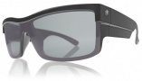 Electric Shotglass Sunglasses Sunglasses - Matte Black / Grey Chrome