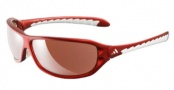 Adidas A163 Agilis Sunglasses Sunglasses - 6061 Red