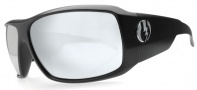 Electric KB1 Sunglasses Sunglasses - Matte Black / Grey Chrome