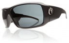 Electric KB1 Sunglasses Sunglasses - Matte Black / Grey Poly Polarized Level I