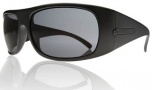 Electric G Six Sunglasses Sunglasses - Matte Black / Grey