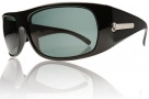 Electric G Six Sunglasses Sunglasses - Gloss Black / Grey Poly Polarized Level I