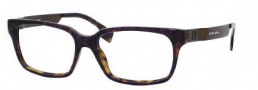 Boss Orange 0002 Eyeglasses Eyeglasses - 0L8G Dark Havana Semi Matte Brown