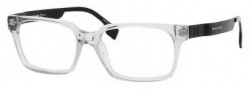 Boss Orange 0002 Eyeglasses Eyeglasses - 0SO0 Gray Transparent / Black