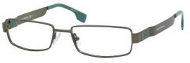 Boss Orange 0003 Eyeglasses Eyeglasses - 0SHL Matte Green