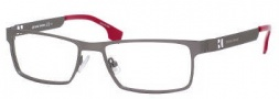 Boss Orange 0004 Eyeglasses Eyeglasses - 0R80 Semi Dark Ruthenium