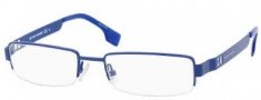 Boss Orange 0007 Eyeglasses Eyeglasses - 0SI1 Matte Blue