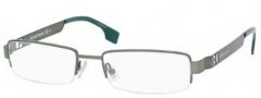 Boss Orange 0007 Eyeglasses Eyeglasses - 0SHL Matte Green