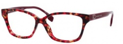 Boss Orange 0008 Eyeglasses Eyeglasses - 0SMV Havana Red Burgundy