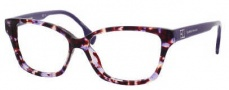 Boss Orange 0008 Eyeglasses Eyeglasses - 0SN0 Havana Striped Violet