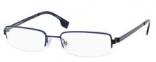 Boss Orange 0021 Eyeglasses Eyeglasses - 0T4X Blue Matte Black
