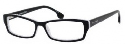 Boss Orange 0027 Eyeglasses Eyeglasses - 0S4C Silk White Black