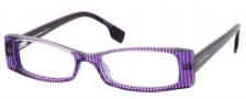 Boss Orange 0028 Eyeglasses Eyeglasses - 0AEC Crystla Violet