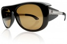 Electric Fiend Sunglasses Sunglasses - Gloss Black / Bronze Mineral Glass Polarized Level III