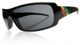 Electric Charge Sunglasses Sunglasses - Tweed / Grey Poly Polarized Level I