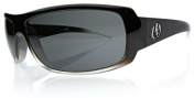 Electric Charge Sunglasses Sunglasses - Black Clear Fade / Grey Poly Polarized Level I