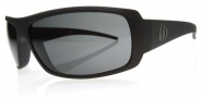 Electric Charge Sunglasses Sunglasses - Matte Black / Grey Lens