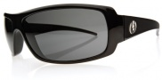 Electric Charge Sunglasses Sunglasses - Gloss Black / Grey Mineral Glass Polarized Level III