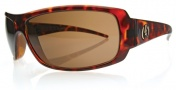 Electric Charge Sunglasses Sunglasses - Tortoise Shell / Bronze Polycarbonate Polarized Level I