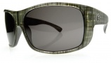 Electric Blaster Sunglasses Sunglasses - Moss Tweed / Grey Lens