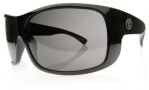 Electric Blaster Sunglasses Sunglasses - Gloss Black / Grey Poly Polarized Level I