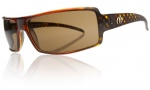 Electric EC DC Sunglasses Sunglasses - Amber Hatch / Bronze Lens
