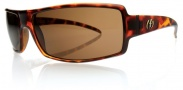Electric EC DC Sunglasses Sunglasses - Tortoise Shell / Bronze Poly Polarized Level I