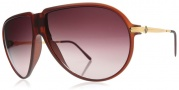 Electric TYP1 Sunglasses Sunglasses - Cola / Brown Gradient