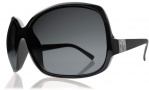 Electric Lovette Sunglasses Sunglasses - Gloss Black / Grey Lens