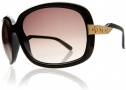 Electric Hightone Sunglasses Sunglasses - Gloss Black / Brown Gradient Lens