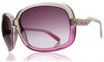 Electric Hightone Sunglasses Sunglasses - Smoke Purple Fade / Grey Gradient Lens