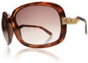 Electric Hightone Sunglasses Sunglasses - Tortoise Shell / Brown Gradient Lens