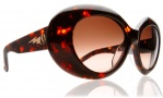 Electric Mindbender Sunglasses Sunglasses - Tortoise Shell / Brown Gradient Lens