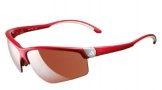 Adidas A164 Adivista/L Sunglasses Sunglasses - 6064 Shiny Red