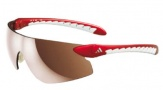 Adidas A154 T-Sight L Sunglasses Sunglasses - 6054 Red