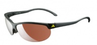 Adidas A170 Adizero/L Sunglasses Sunglasses - 6052 Matte Black / Black Neon Yellow
